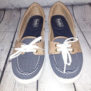 Keds Slip On Boat Shoes 9.5